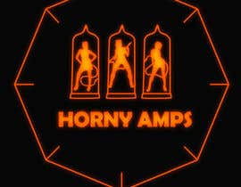 #92 cho Logo Design for Horny Amps bởi DimaAkai