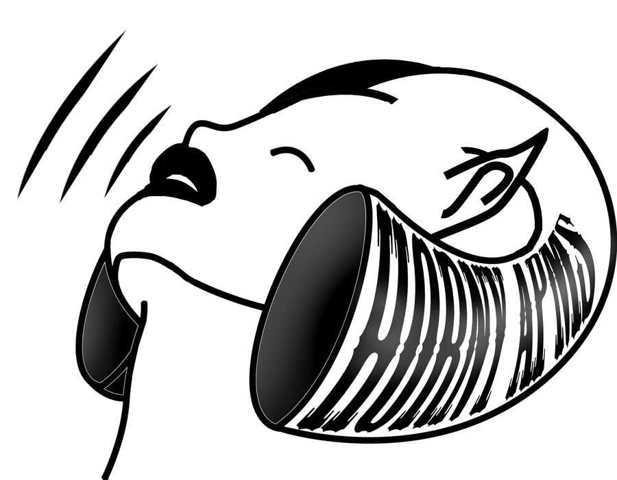 Proposition n°                                        81                                      du concours                                         Logo Design for Horny Amps