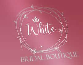 #13 untuk Upgrade the logo of a bridal boutique oleh mariefaustineds