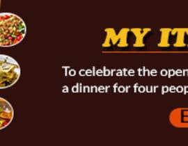 #29 for Design Italian Restaurant Digital Top banner Ad by masumahmedma0270