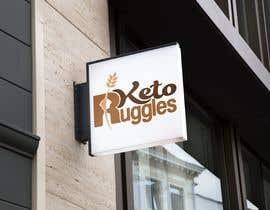 #53 para Keto Ruggles - Bakery Logo de amberjoey111