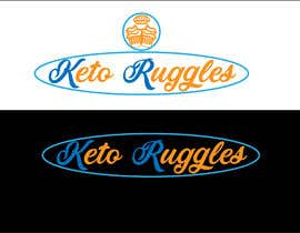 #84 for Keto Ruggles - Bakery Logo by DesignInverter