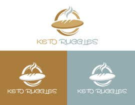 #73 for Keto Ruggles - Bakery Logo by mohiuddin610