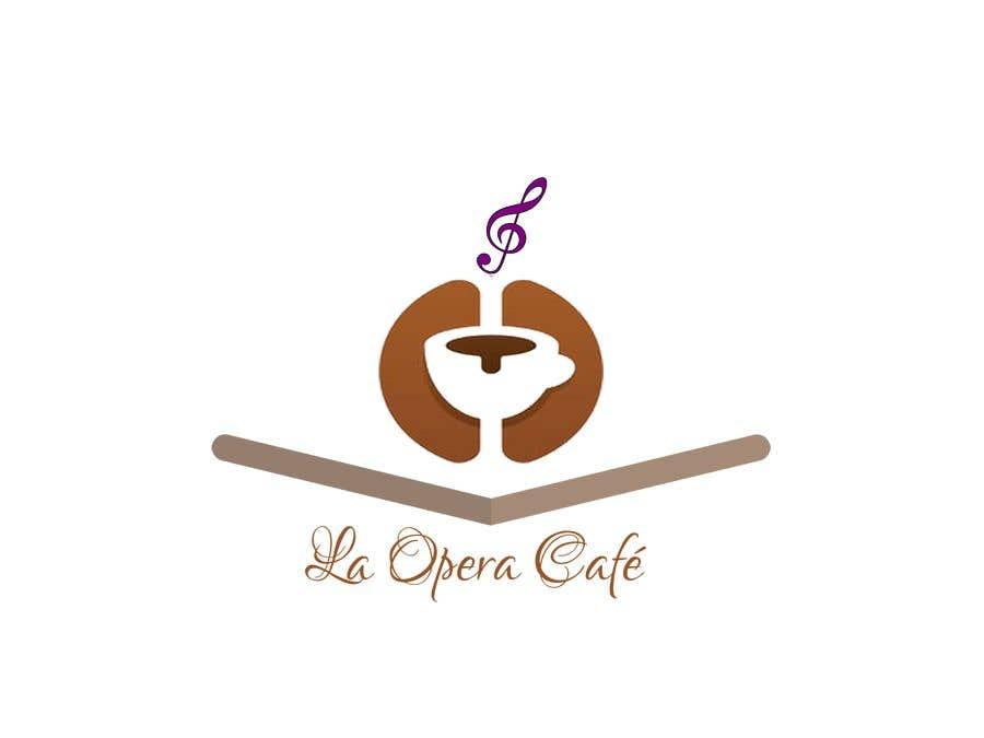 Contest Entry #191 for logo for a coffeehouse