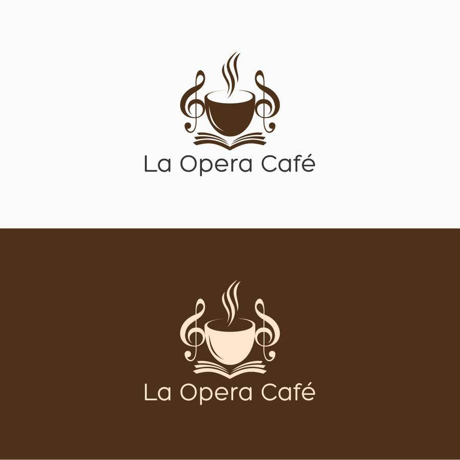 Kandidatura #156për logo for a coffeehouse