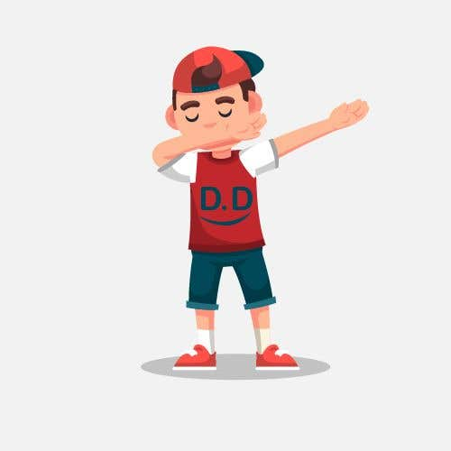 Contest Entry #7 for Create a Logo - Dabbing Dougie