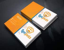 #77 dla Create Business cards for Pet business przez raihan7440