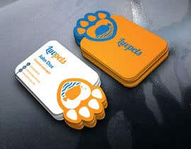#90 pentru Create Business cards for Pet business de către sakahatbd