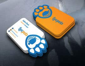 #91 for Create Business cards for Pet business by sakahatbd