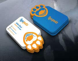 #92 pentru Create Business cards for Pet business de către sakahatbd