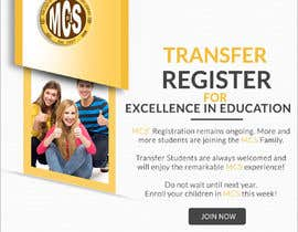 #52 for TRANSFER? Register for Excellence in Education af Arun198011