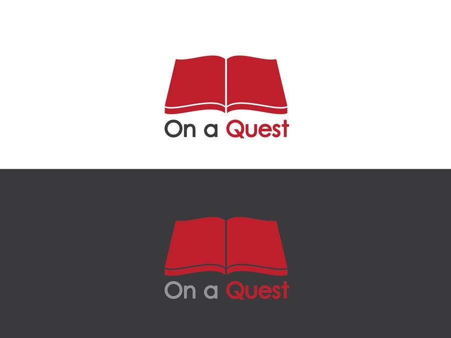 Конкурсная заявка №123 для Logo Design for On a Quest