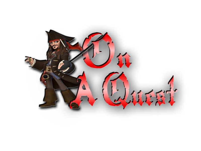 Конкурсная заявка №244 для Logo Design for On a Quest