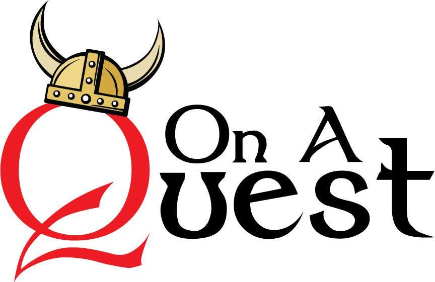 Kilpailutyö #120 kilpailussa Logo Design for On a Quest