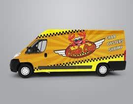 Nro 40 kilpailuun food truck sticker and logo design käyttäjältä artdjuna