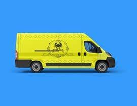 Nro 33 kilpailuun food truck sticker and logo design käyttäjältä fyanto41