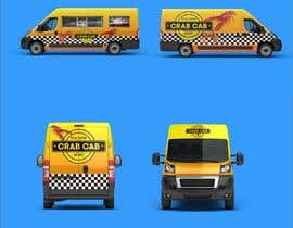 Nro 55 kilpailuun food truck sticker and logo design käyttäjältä fyanto41