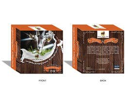 #21 para Box for white goat cheese por eling88