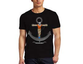 #11 for Tee shirt diver/anchor by trilokesh007