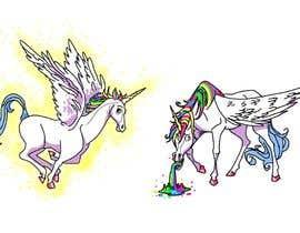 Nro 16 kilpailuun Unicorns and Rainbows käyttäjältä berragzakariae