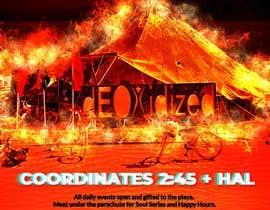 Arun198011 tarafından Outdoor Banner for Burning Man Festival için no 309