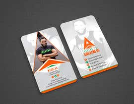 #147 for Design Personal Trainer Business Cards by Shariquenaz