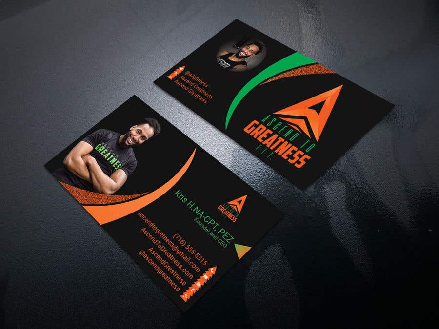 Contest Entry 148 For Design Personal Trainer Business Cards