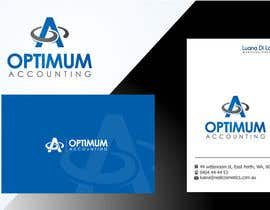 #240 untuk Logo Design for Optimum Accounting & Taxation oleh sproggha