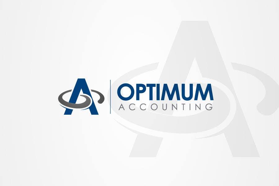 Конкурсная заявка №203 для Logo Design for Optimum Accounting & Taxation