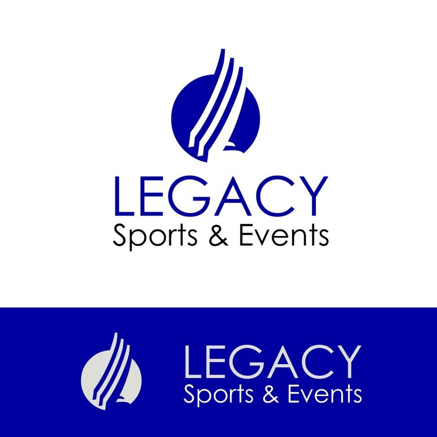 #42 for Logo Design for Legacy Sports & Events by Frontiere