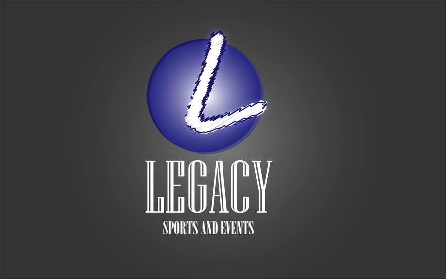 Bài tham dự cuộc thi #266 cho Logo Design for Legacy Sports & Events