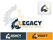 Contest Entry #50 for Logo Design for Legacy Sports & Events