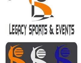 #126 para Logo Design for Legacy Sports & Events por TheAVashe