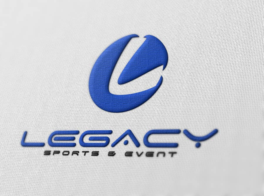 #254 for Logo Design for Legacy Sports & Events by Dewieq