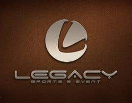 Dewieq tarafından Logo Design for Legacy Sports & Events için no 204