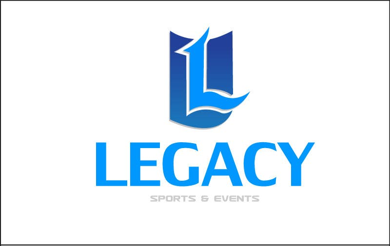#48 for Logo Design for Legacy Sports & Events by a282a