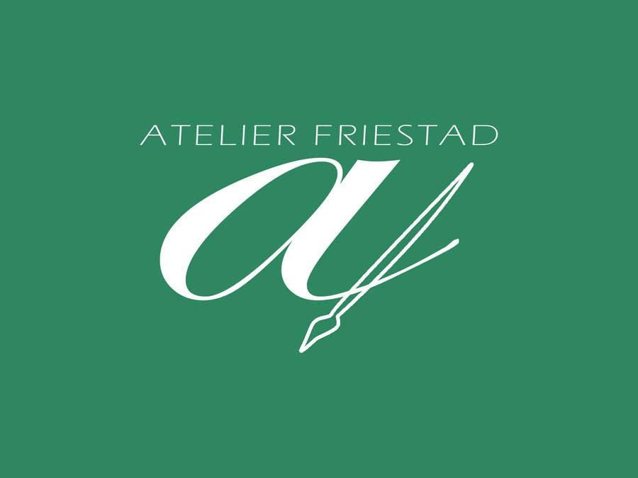 Proposition n°66 du concours Logo Design for atelier Friestad