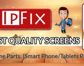 #19 for Make Banner, for facebook ads. (Name: BEST QUALITY SCREENS) by jubayedahmed