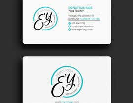 #103 for Business Cards by wefreebird