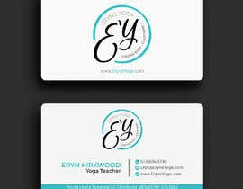 #106 for Business Cards by wefreebird