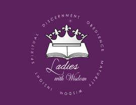 #51 , Logo Design (Detailed) Ladies with Wisdom 来自 mesho47