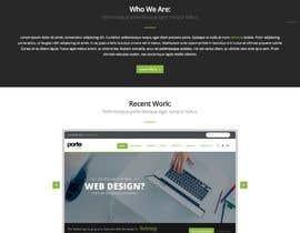 #24 para Improve or redesign my current website por gtaposh