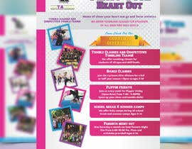 #5 for Cheerleading Class Flyer by meenapatwal