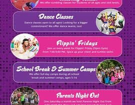 #4 for Cheerleading Class Flyer by maidang34