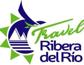 Nro 57 kilpailuun Diseño de Logo Ribera del Rio Travel käyttäjältä martinaronis