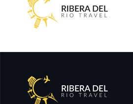 Nro 27 kilpailuun Diseño de Logo Ribera del Rio Travel käyttäjältä shakilll0