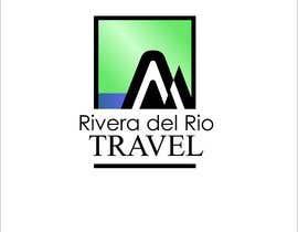 Nro 59 kilpailuun Diseño de Logo Ribera del Rio Travel käyttäjältä graphicshape