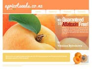 #2 for Graphic Design - Redesign FRONT PAGE Only - apricotseeds.co.nz website by sinuwi