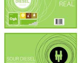 Nro 2 kilpailuun Oversized Foldable Business Card/Social Media Design käyttäjältä raynouval