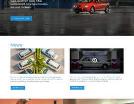 #18 for Creating our brandnew website in an attractive and modern style (wordpress) by saidesigner87